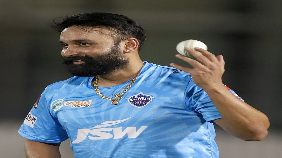 Will try to build on the momentum we had: Delhi Capitals' Amit Mishra