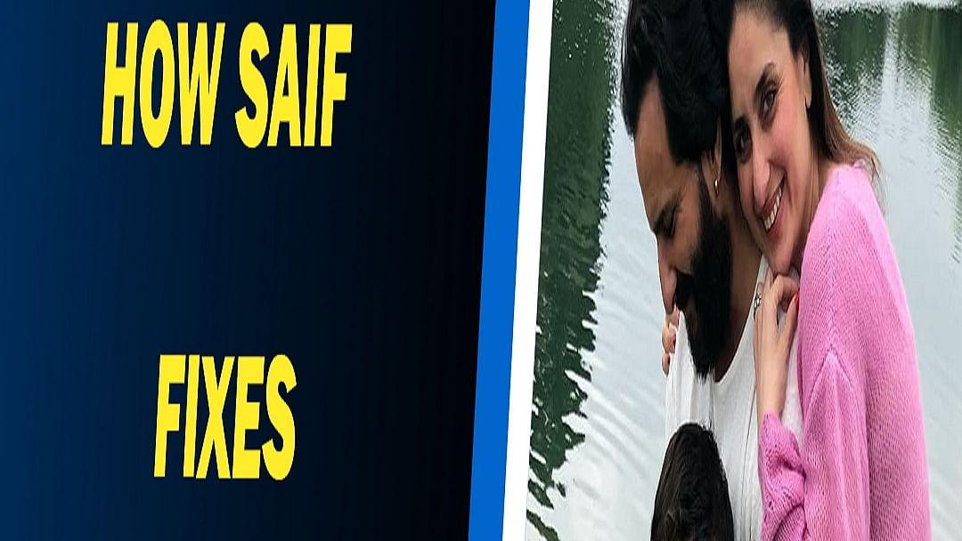 Bollywood Wrap: Saira Banu back home, how Saif cheers up Kareena when she is in bad mood & more