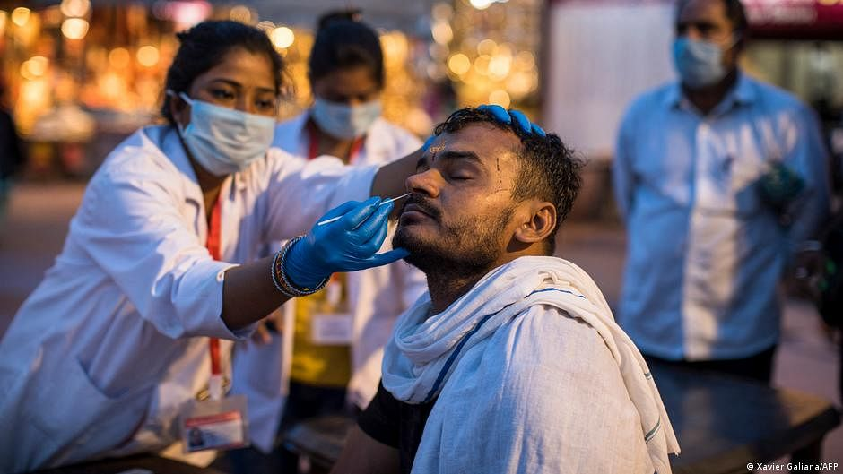 Active COVID-19 cases in country lowest in 206 days