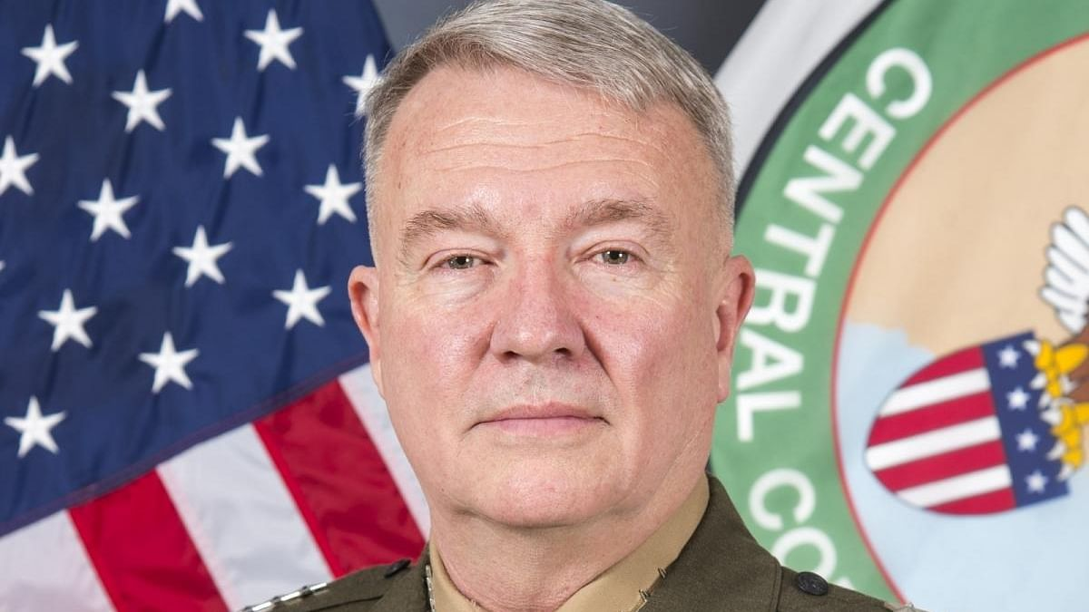 General Kenneth F. McKenzie, Commander, US Central Command