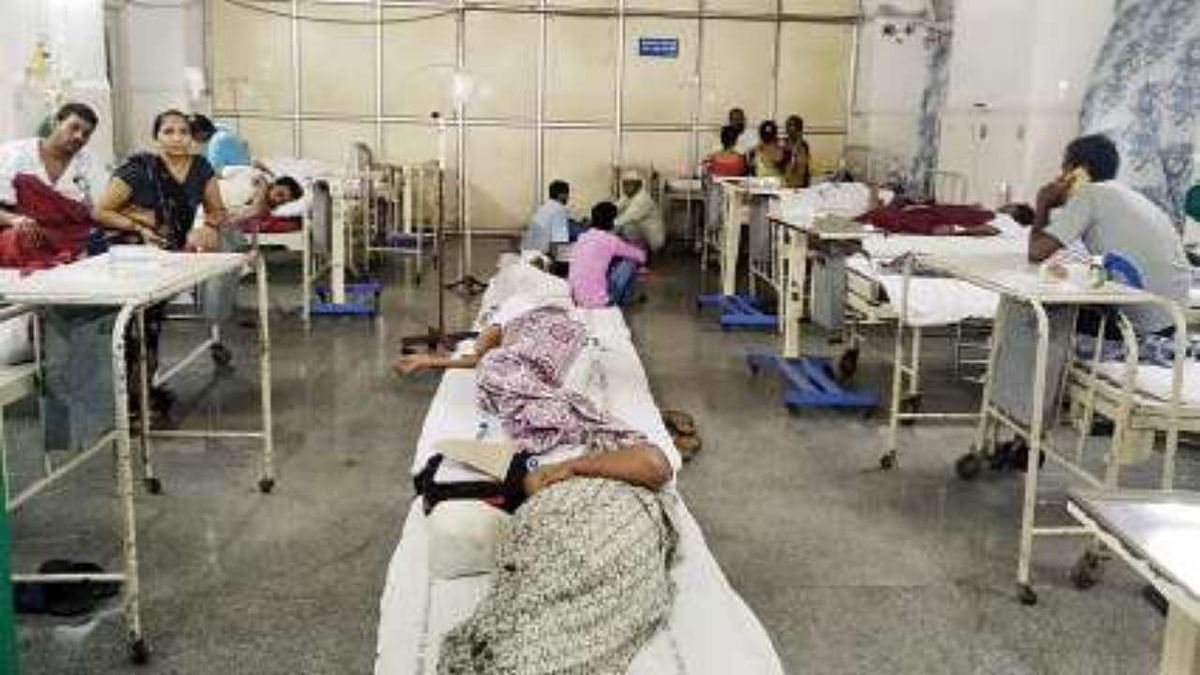 400 cases of mystery fever reported in Lucknow