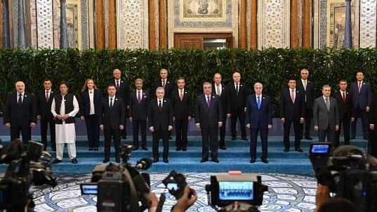 Council of heads of the SCO