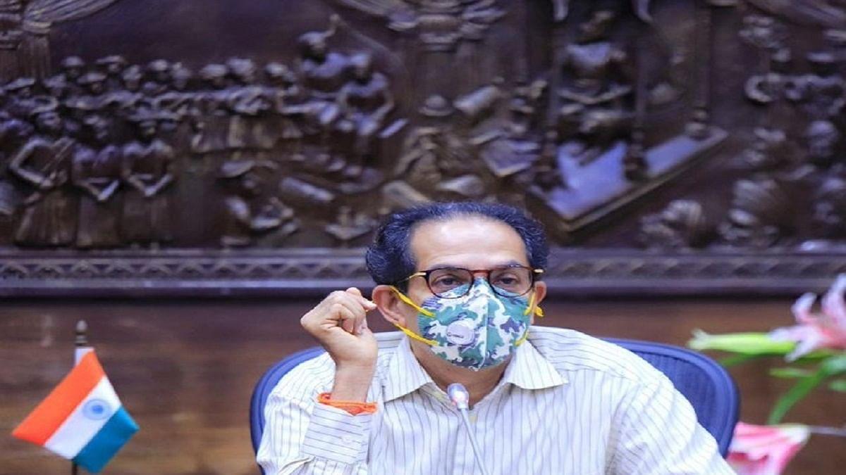 Maharashtra Chief Minister Uddhav Thackeray (Photo Courtesy: IANS)