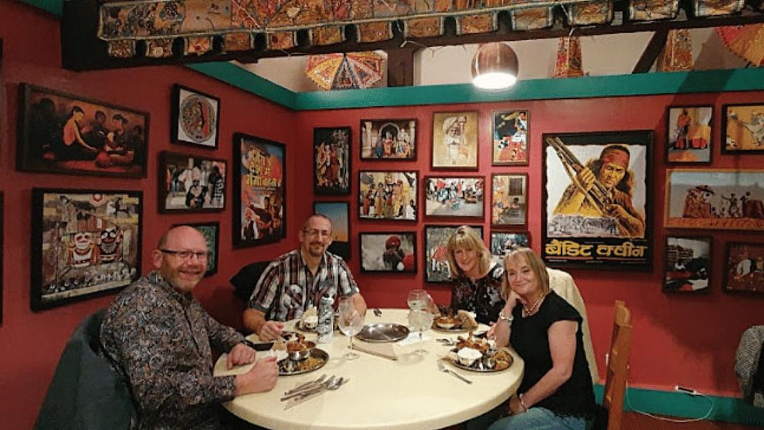 London Diary: Dining at 'Daaku'!