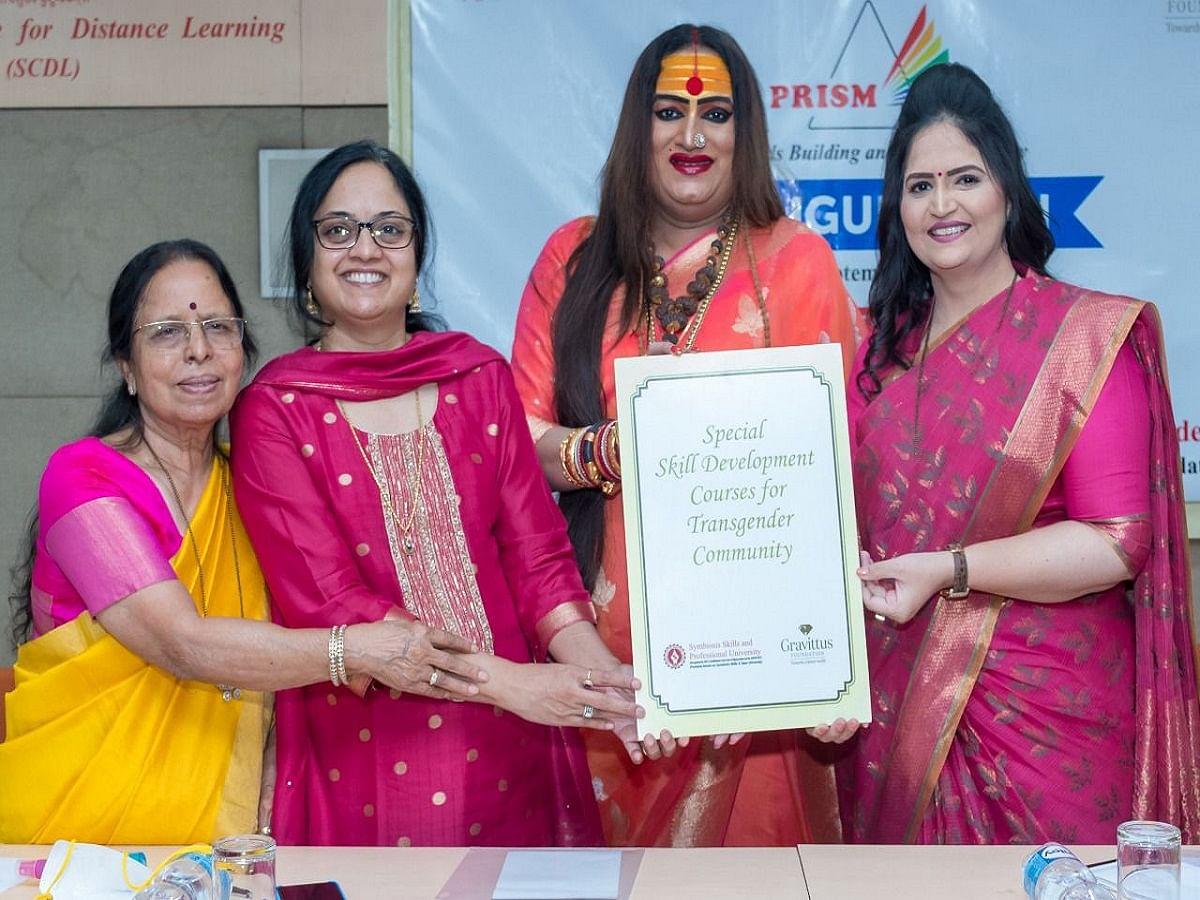 Symbiosis University and Gravittus Foundation join hands for skill development programme for transgenders