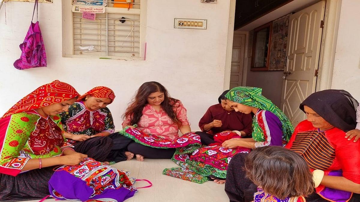 Niketa Thacker: The designer who wants to empower local artisans