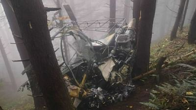 Two pilots killed after Army helicopter crash lands in J&K's Udhampur