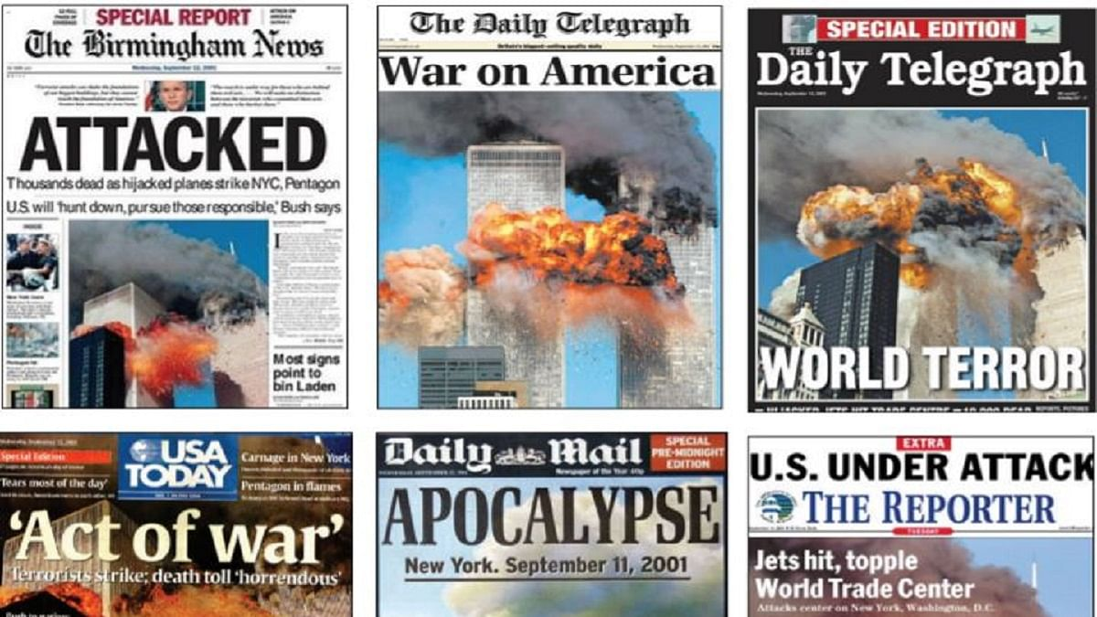 20th anniversary of 9/11: War & terror are both alive and well
