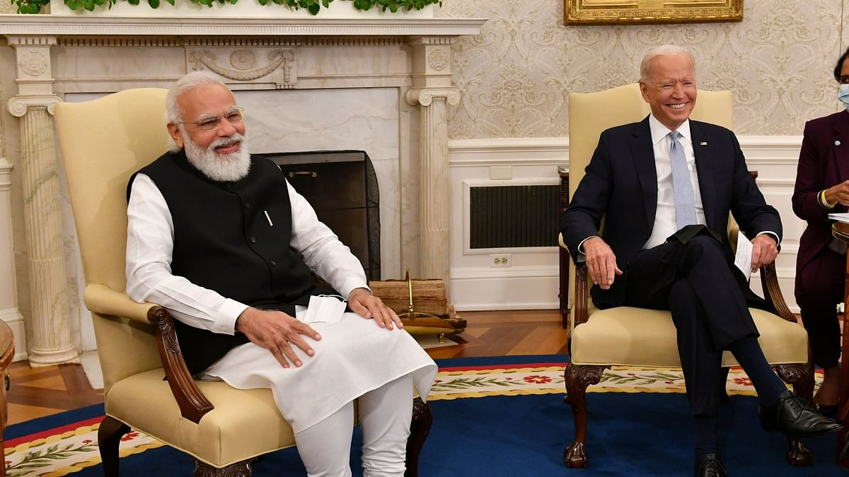 PM Modi in US: The celebratory 'Howdy Modi' of the Trump era gave way to 'business as usual'