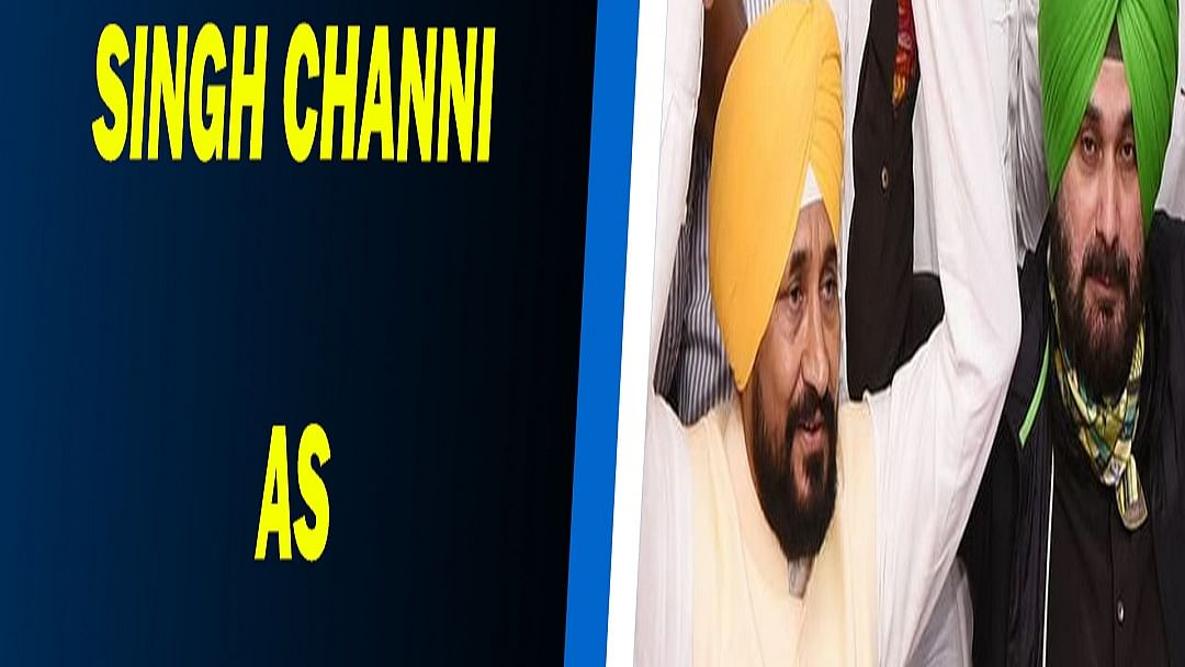Congress names Charanjit Singh Channi as next Punjab CM: All you need to know about new CM