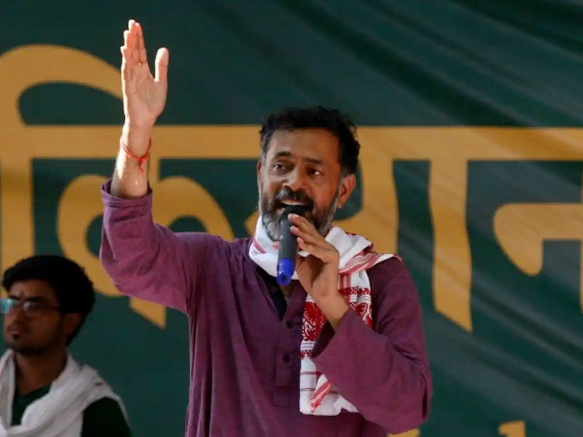 """Why Yogendra Yadav was suspended from SKM for a month; """"He apologised but farm leaders were not satisfied"""""""