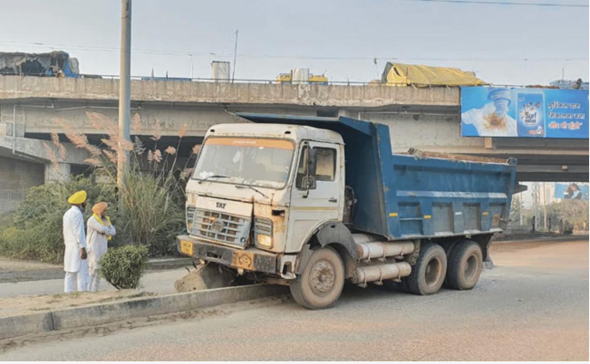3 women protestors run over by truck near farmers protest site in Haryana