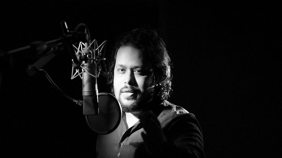 Singer & lyricist Danish Sabri pays tribute to music composer Wajid Khan