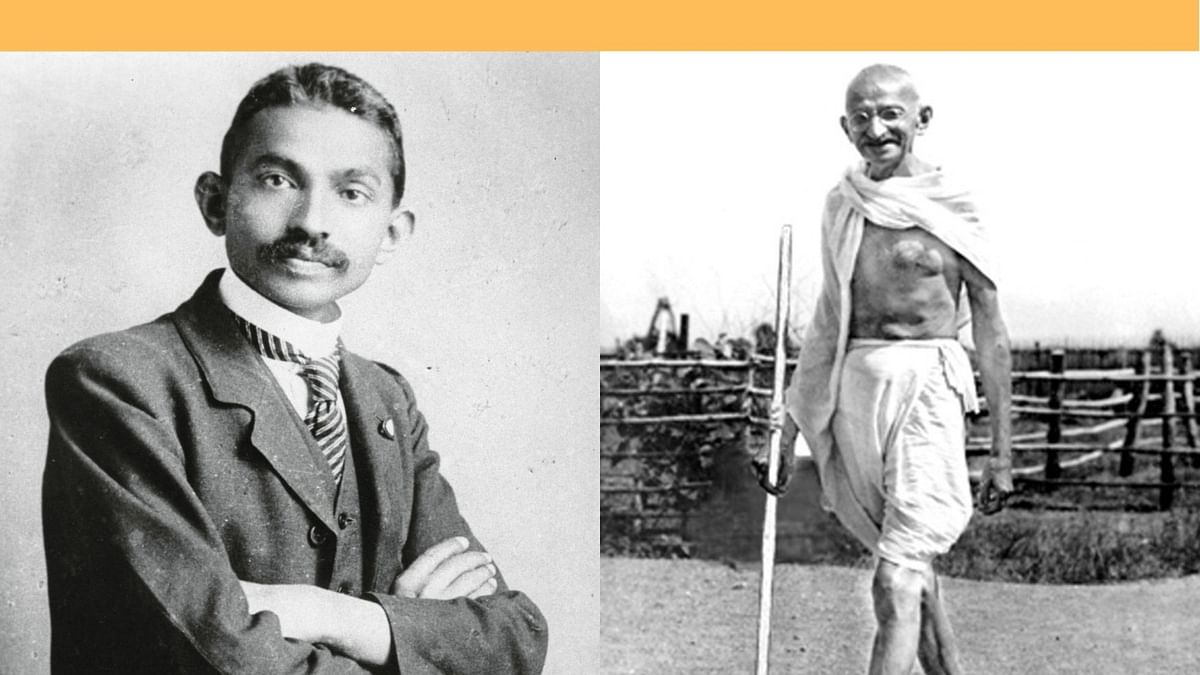 The forgotten lesson from Gandhi: the power to say 'No' to oppressors