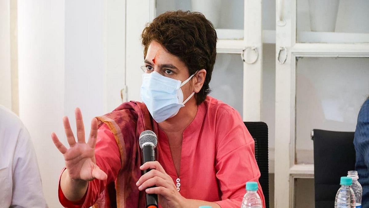 Priyanka Gandhi to kick off UP campaign with Varanasi rally