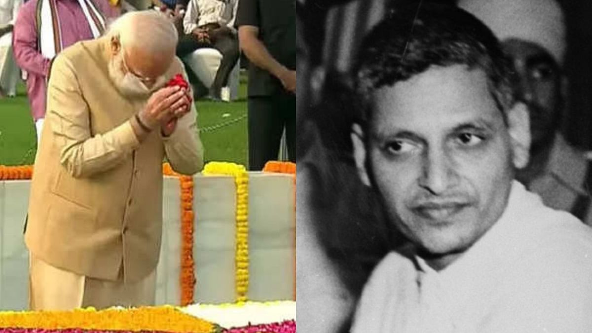 Nathuram Godse faced a long and fair trial when Sardar Patel was Home Minister!