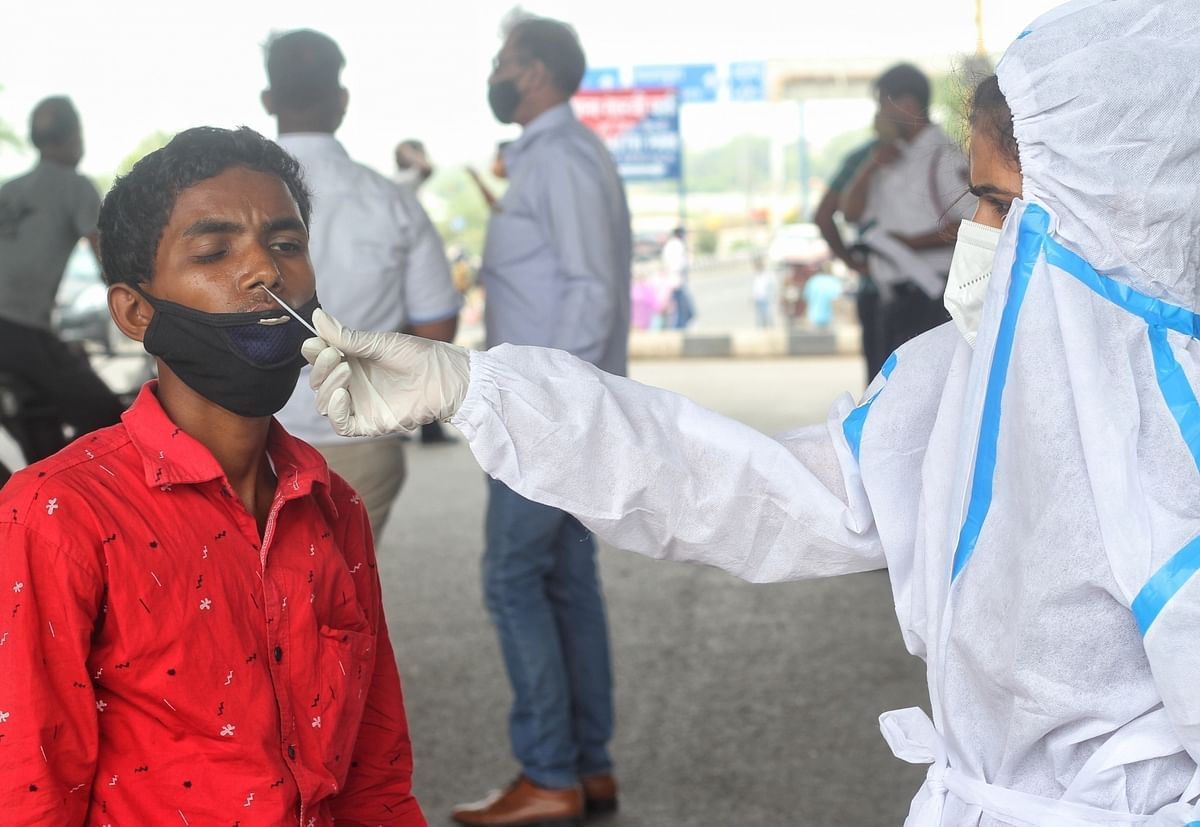 India sees over 18K new COVID-19 cases, 160 deaths