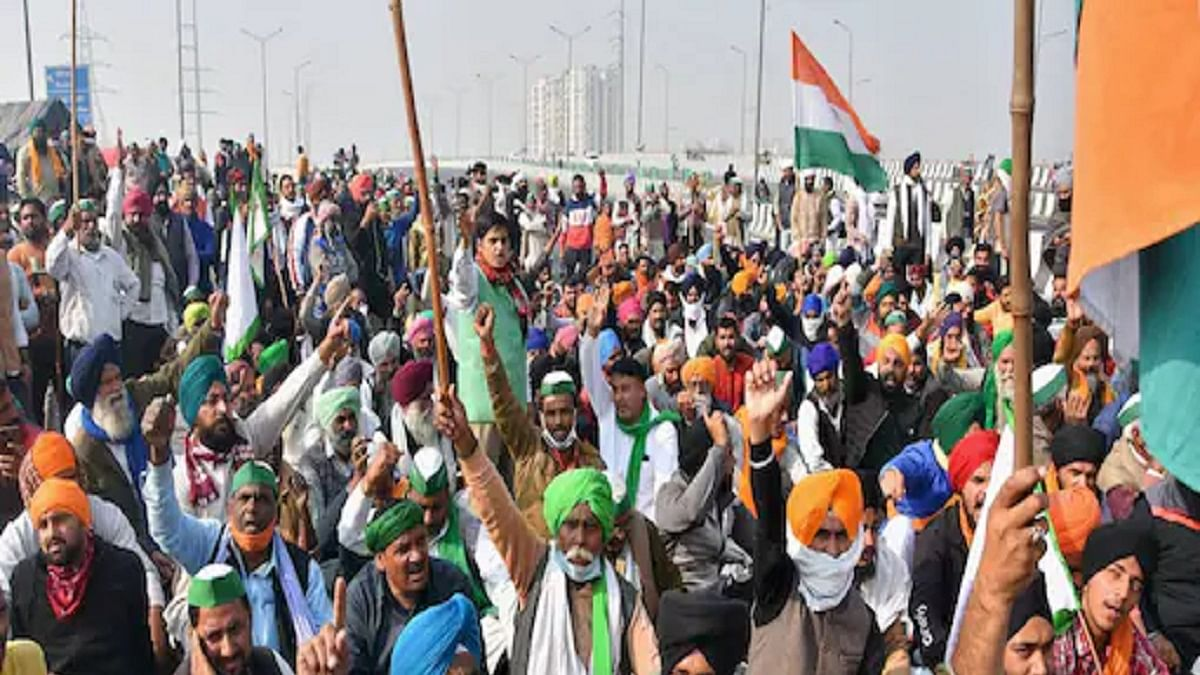 Pan India unity of farmers and monumental success of Bharat Bandh has unnerved the Modi govt