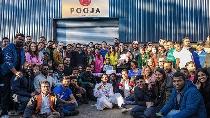 It's a wrap for Pooja Entertainment's yet-to-be-titled starring Akshay Kumar, Rakul!