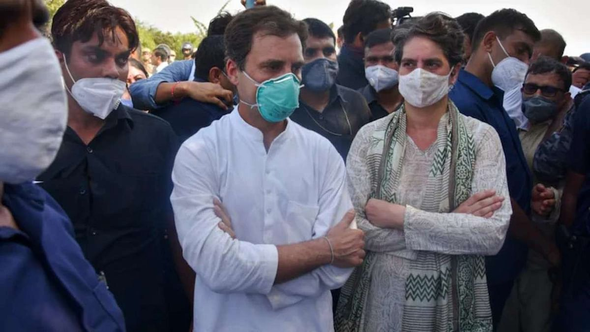 UP govt gives permission to Rahul Gandhi, Priyanka Gandhi to visit Lakhimpur Kheri