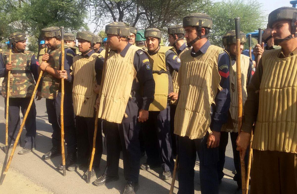 Singhu killing: One Nihang Sikh surrenders before Haryana Police