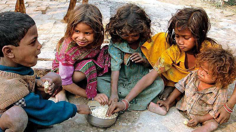 India's low Global Hunger Index rank has shattered Modi govt's 'development' propaganda once and for all
