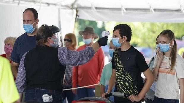 US to reopen land borders in November for fully vaccinated