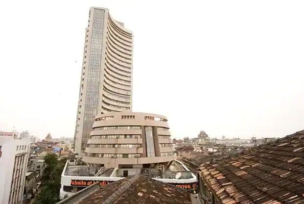 LIVE News Updates: Sensex hits all-time new high of 61,817.32