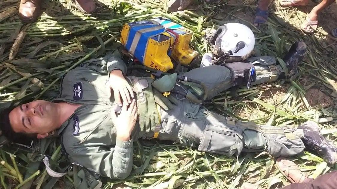 IAF aircraft Mirage 2000 crashes in MP, pilot ejected safely