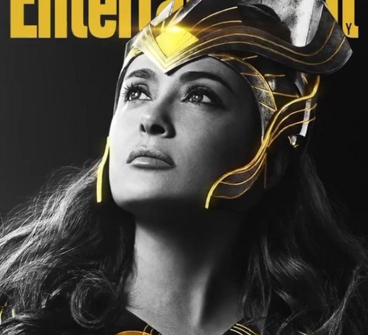 Salma Hayek: Very humbling landing superhero role in my 50s