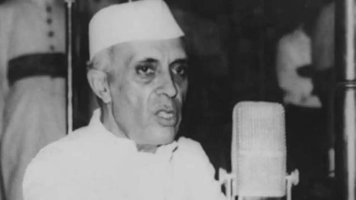 Nehru's Word: Nehru on Gandhiji's 'idea of India'