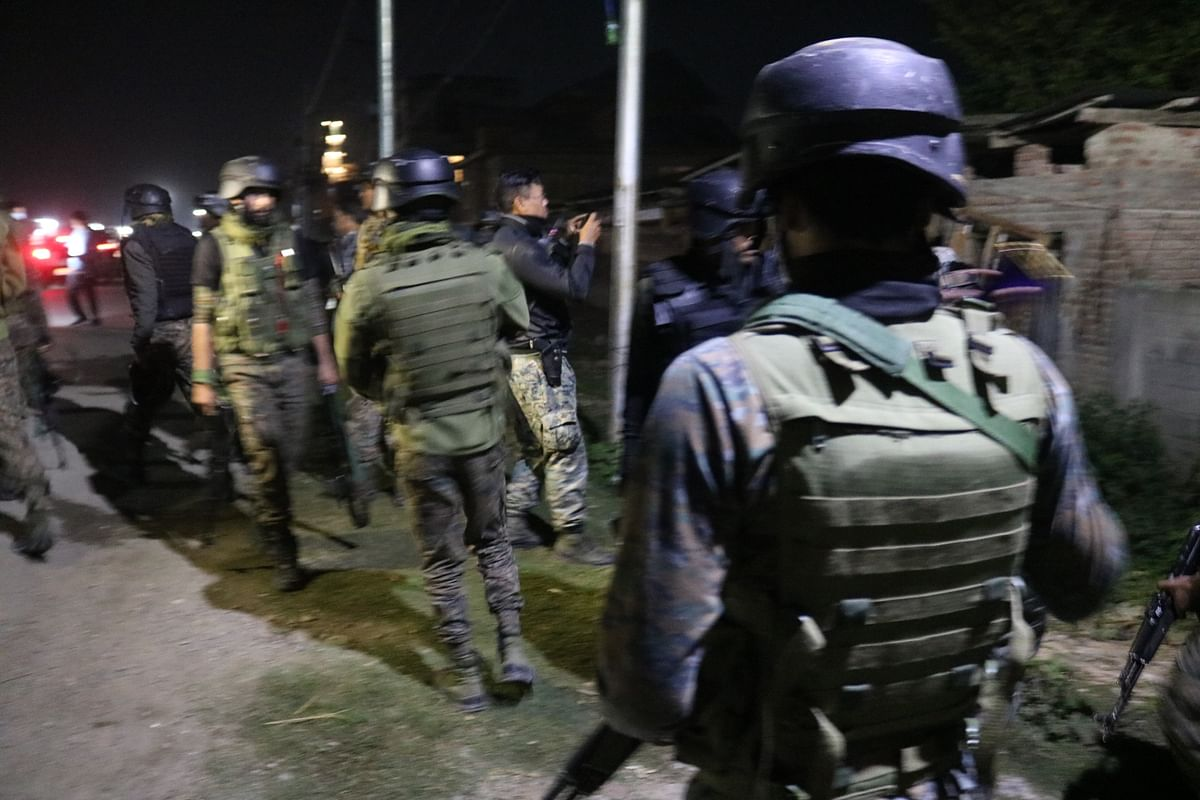 2 terrorists killed in J&K encounter