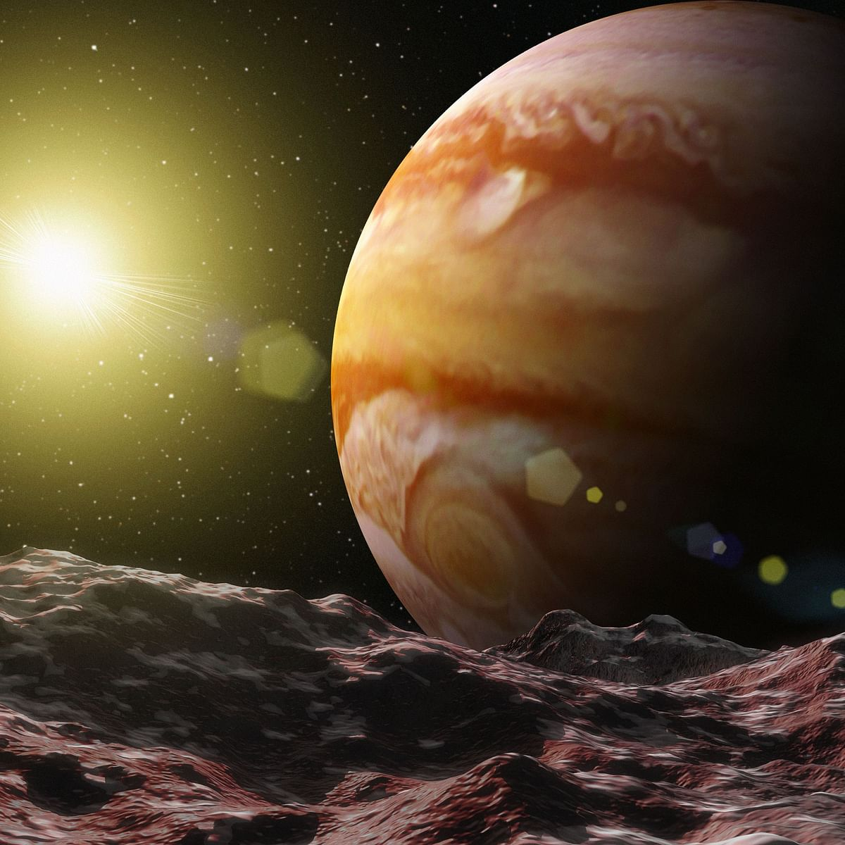 Japanese skywatchers spot Jupiter hit by another space rock