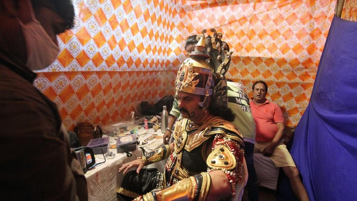 Shubho Bijoya!: Glimpses of Ramlila and Durga Puja