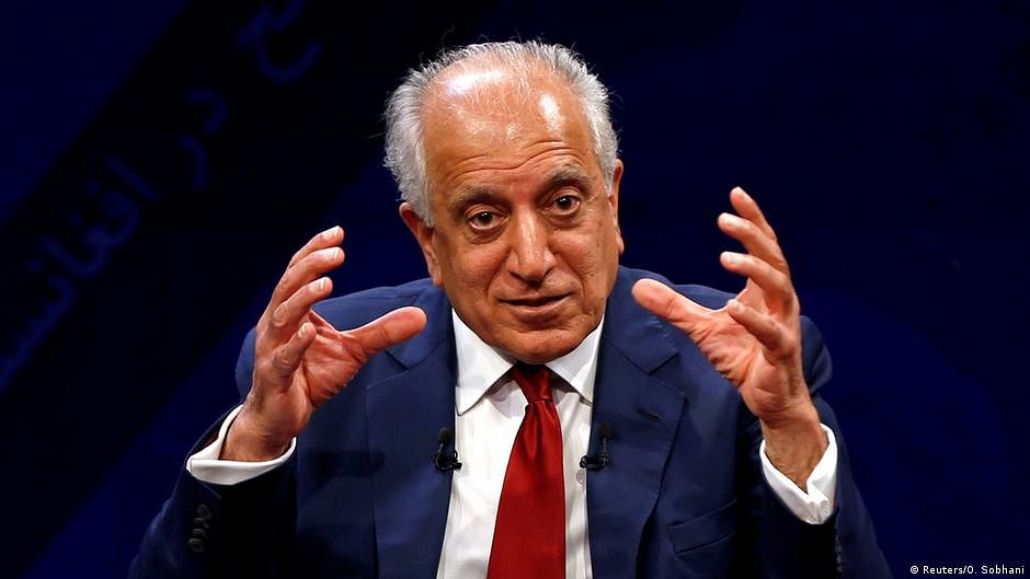 Khalilzad resigns as special Afghan envoy, replaced by Thomas West