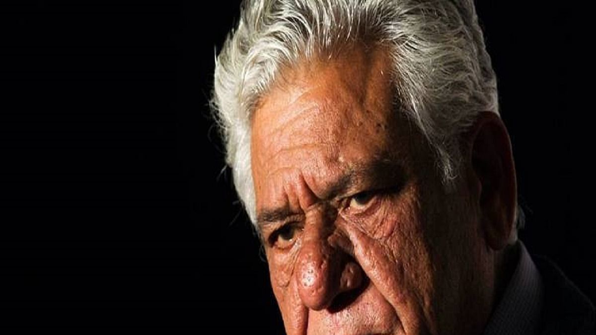 We don't realize how much farmers contribute to our lives, said Om Puri in his last chat with Subhash Jha