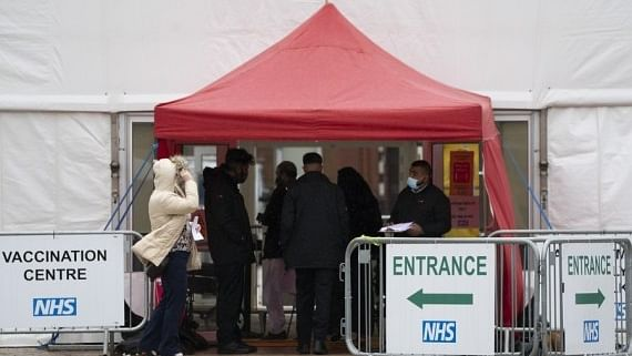 UK records highest daily Covid death toll since early March