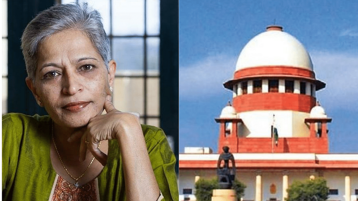Gauri Lankesh murder: SC sets aside HC order quashing charge sheet against accused for KCOCA offences