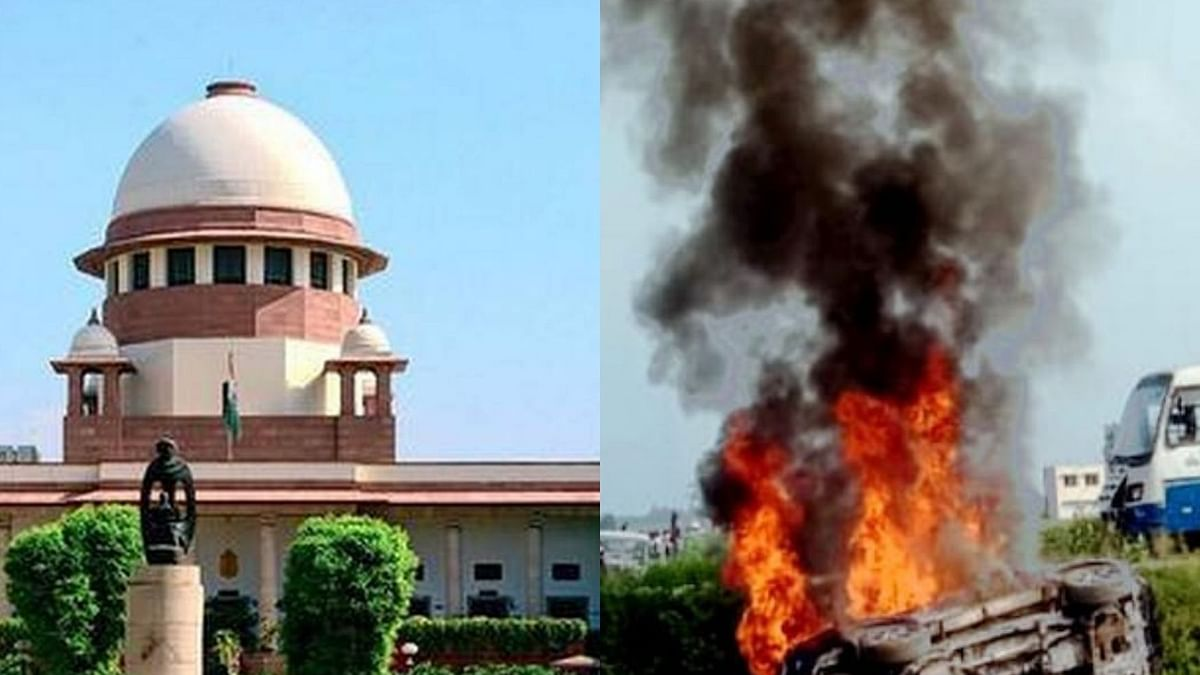 'Who are accused, whether arrested or not': SC seeks answers on Lakhimpur Kheri violence