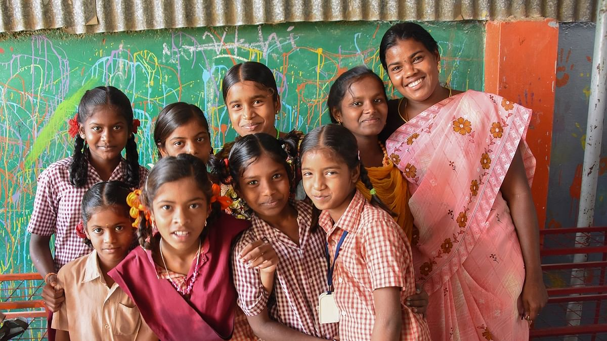 Actor Sanya Malhotra joins a child welfare initiative
