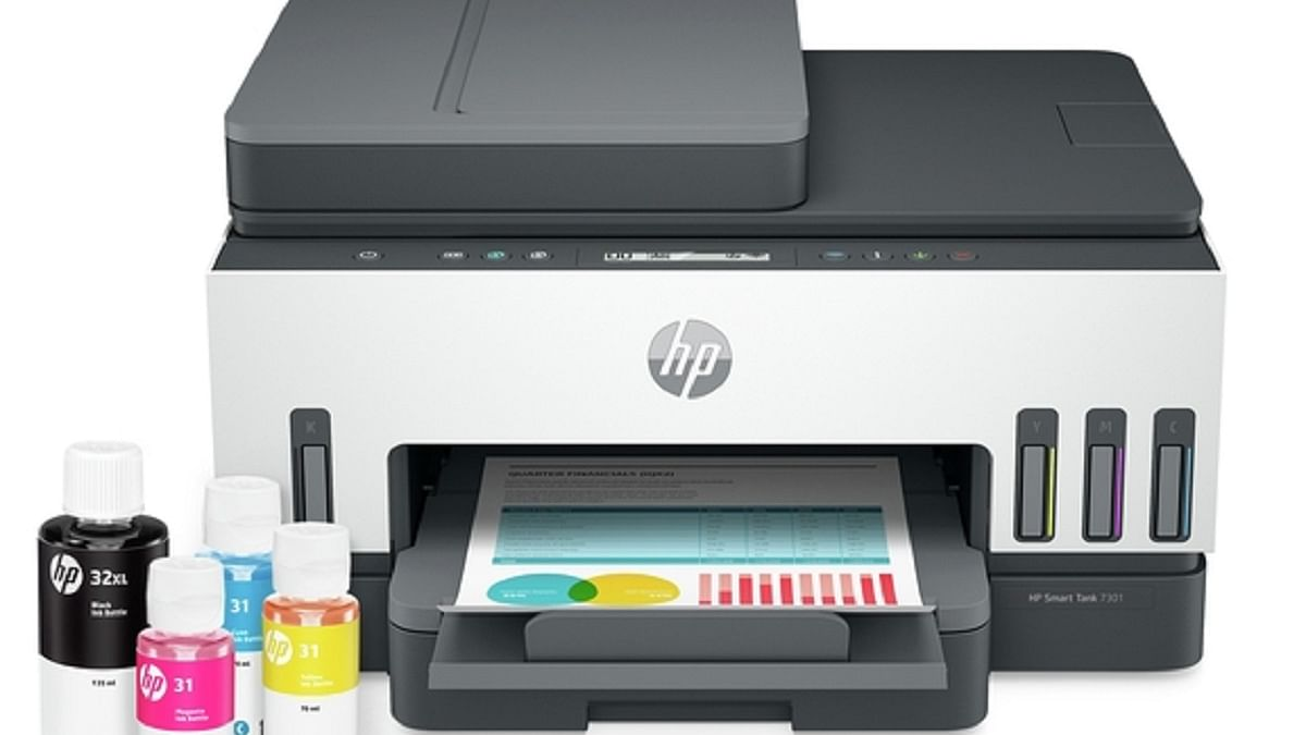 HP launches 'Smart Tank' series printers in India