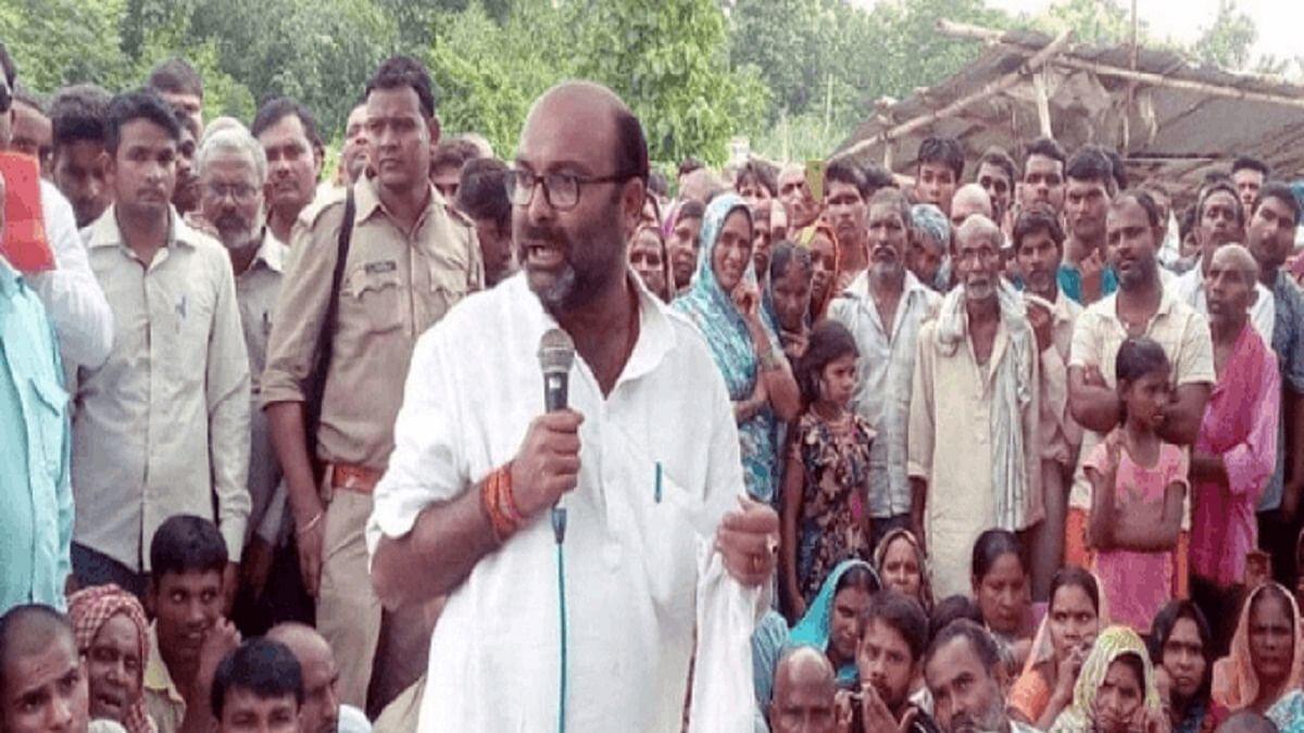 UP Congress chief Ajay Kumar Lallu (File Photo)