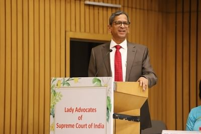 Nearly 20% judges have no place to sit, other basic facilities: CJI