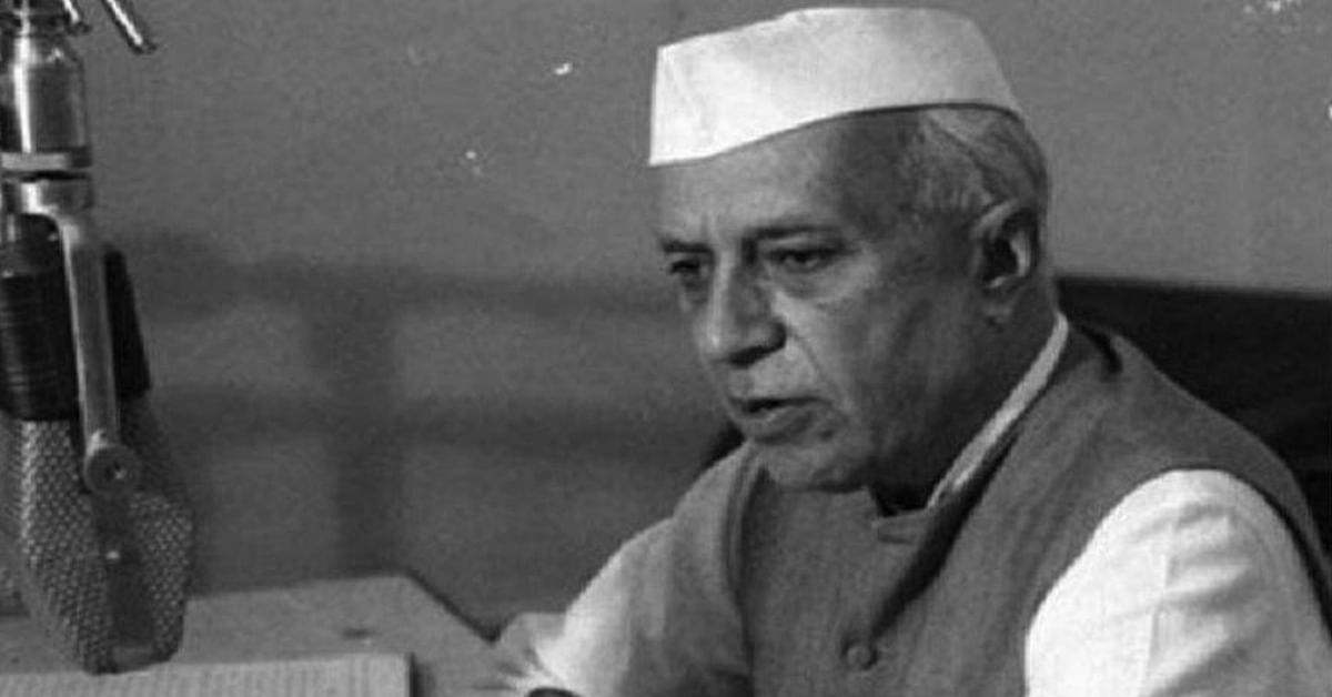 Nehru's Word: A tale of two mosques