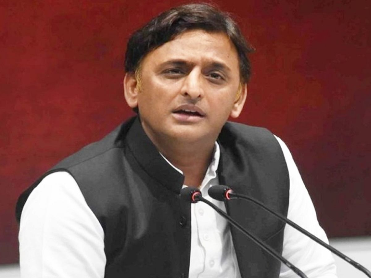 95 pc people don't need BJP: Akhilesh hits back at UP minister