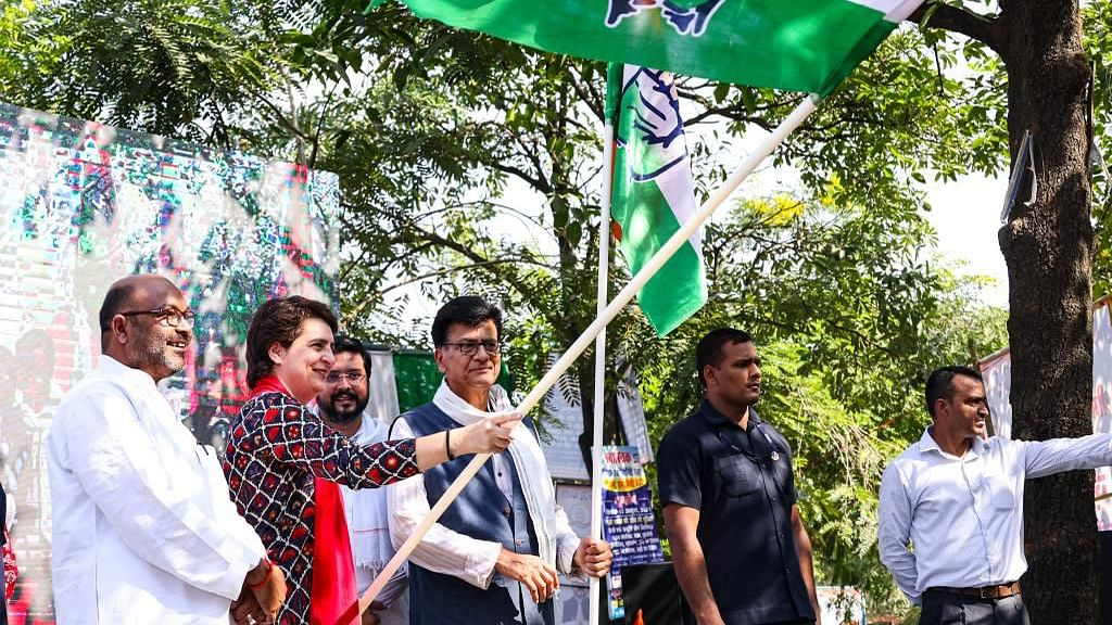 Priyanka Gandhi promises complete farm loan waiver, jobs to 20 lakh youth if voted to power in UP
