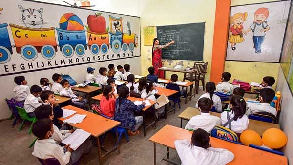 After 18 months, schools reopen across Maharashtra for physical classes
