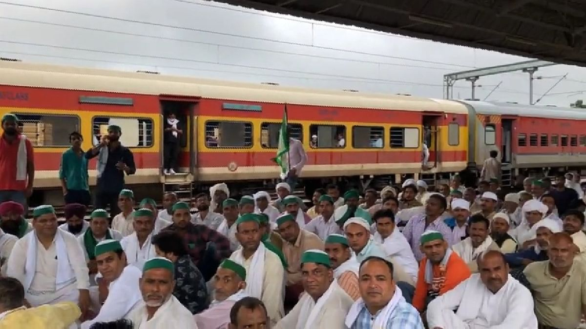 'Rail Roko' affects 150 locations in Northern Railway zone, hinders running of 60 trains