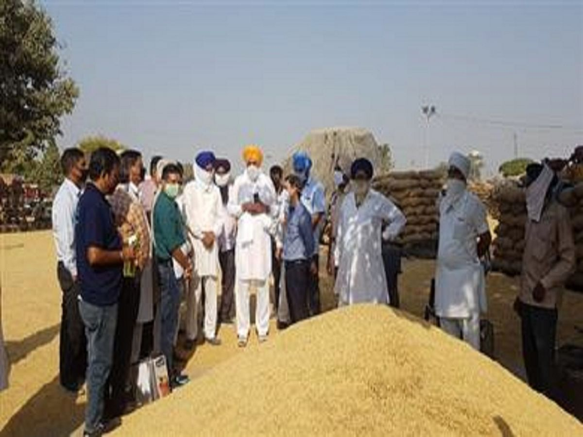 Centre backs down after farmers' protests against delay in paddy procurement; process to commence tomorrow