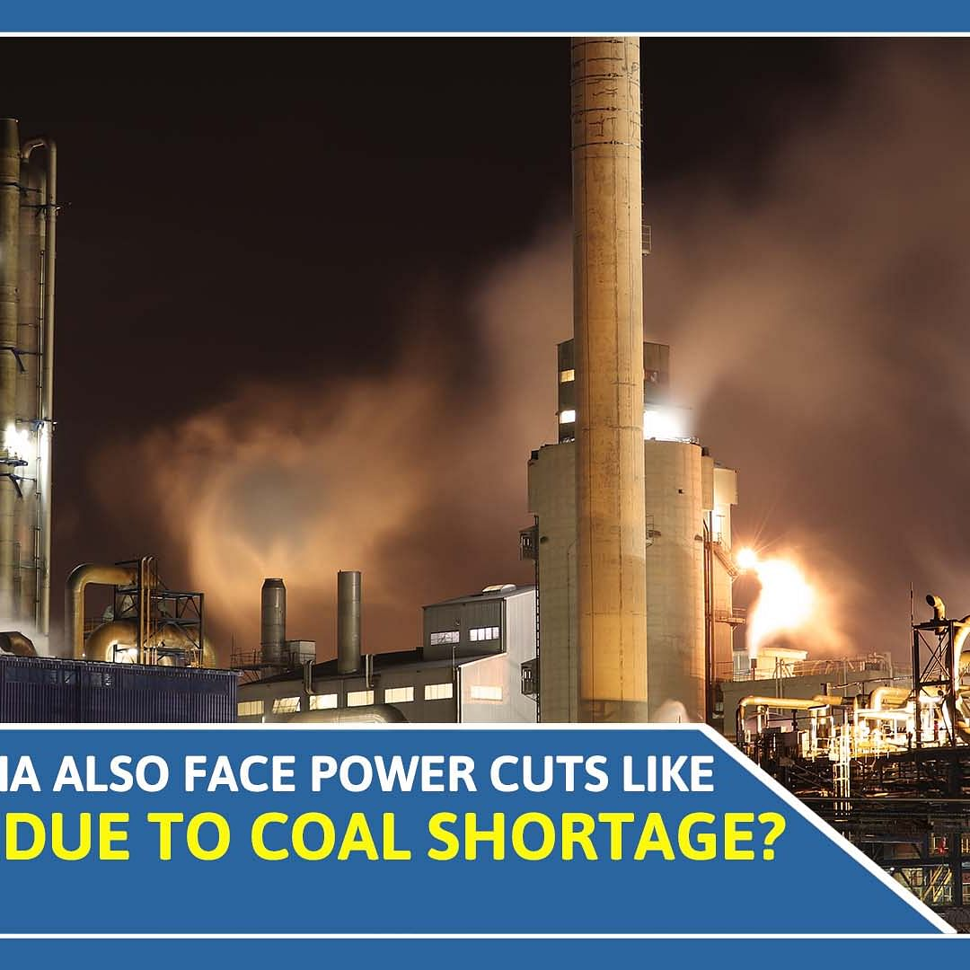 Blackout or long power cuts in India due to coal shortage?